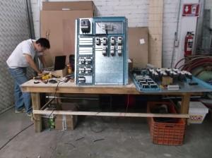 Automatización con PLC programa lógico de control